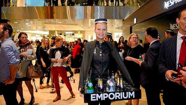 Emporium Opening 2014