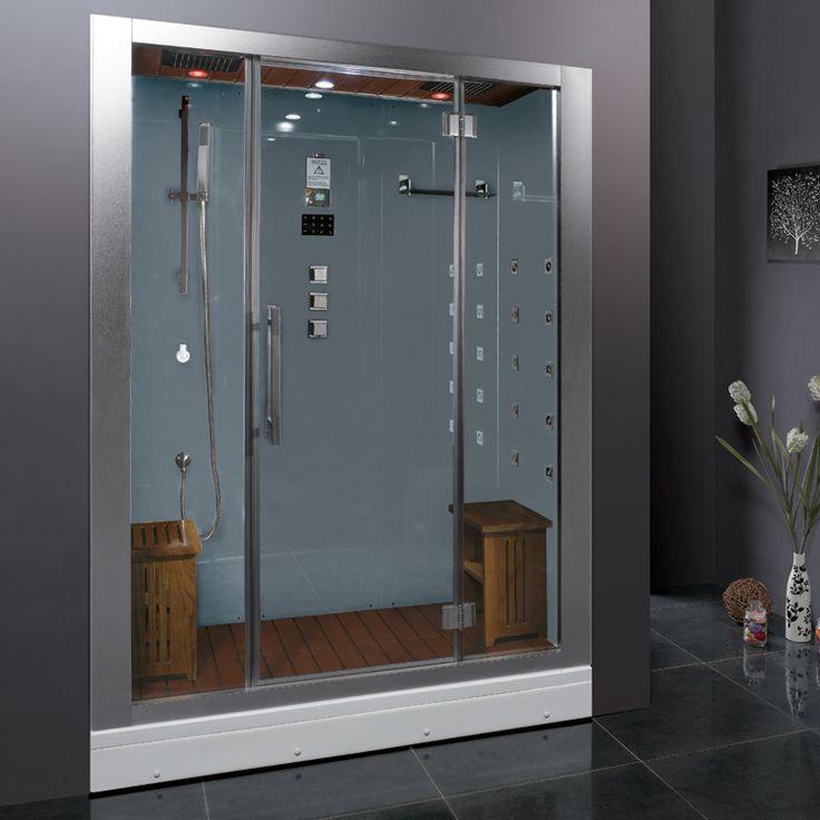 Best 25+ Steam shower units ideas on Pinterest   Steam bathroom ...