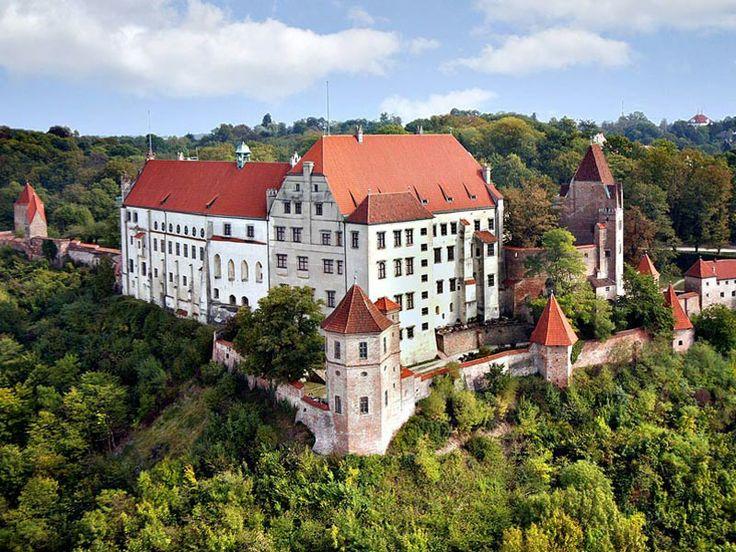 Landshut Burg Trausnitz, #Bavaria