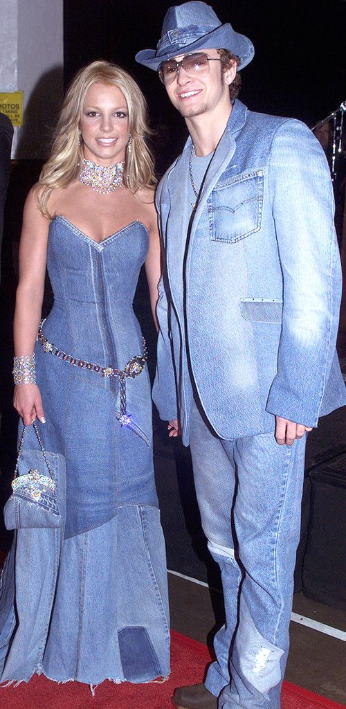 Britney Spears & Justin Timberlake's Denim Date Happened 15 Years Ago Today | E! Online