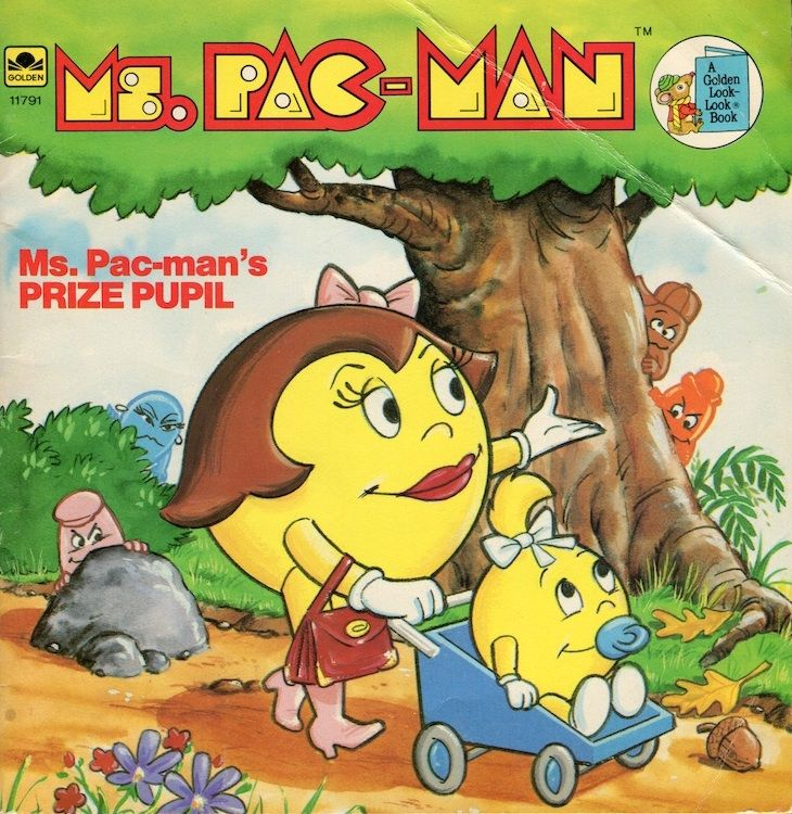 """COMPLETE BOOK ONLINE """"Ms. Pac-Man's Prize Pupil"""""""