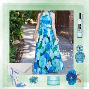 Blue & Turquoise