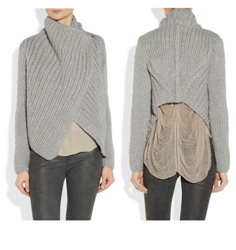 helmut lang. oh, yes.