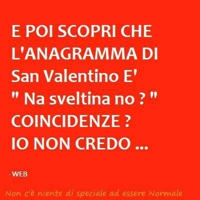 San Valentino...