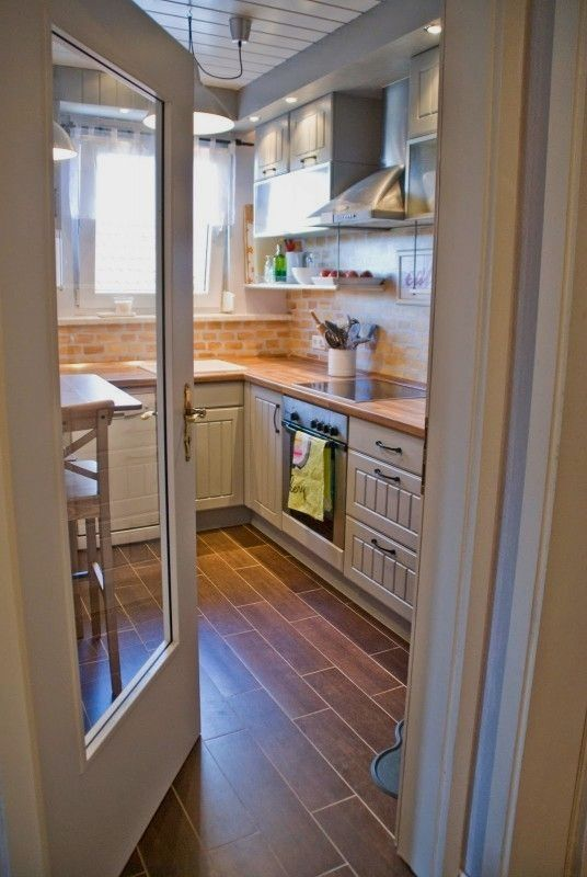 15 Small Kitchen Ideas Smart Ways Enlarge The Worth Kitchen