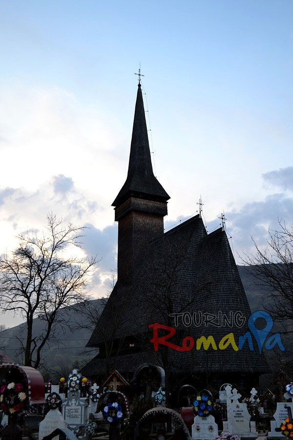 Ieud wooden church is often called the Maramures' Cathedral. This greek-catholic church is situated in the cemetery of Ieud, a remote village in Maramures land, Northern Romania. Maramures is amongst National Geographic's Top 20 Destinations of 2015.