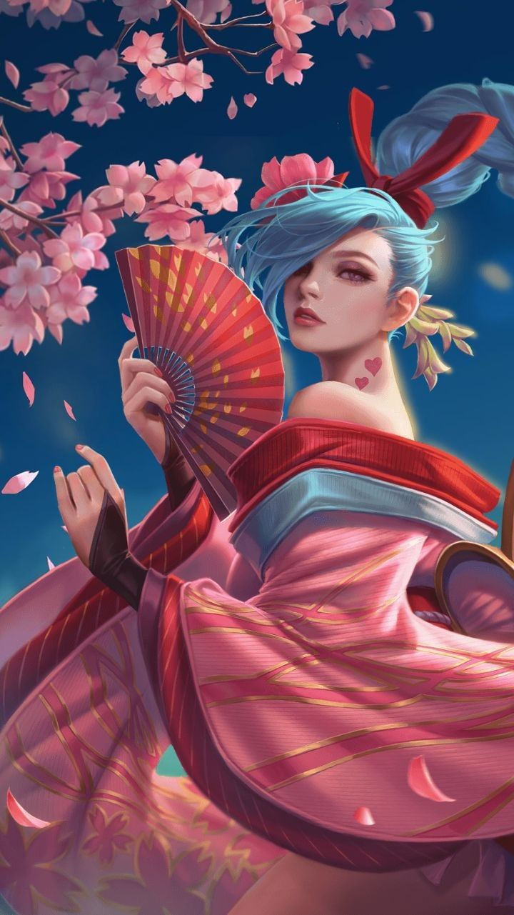 Aov Airi Sakura Fubuki Wallpaper Rov Pinterest Anime Art
