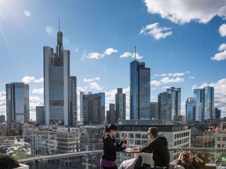 REPORT: Morgan Stanley is the latest bank to choose Frankfurt as its post-Brexit EU hub and will relocate 200 staff - LONDON — US lender Morgan Stanley has become the latest major bank to choose the German city of Frankfurt as its new EU base once the UK leaves the bloc, according to media reports.  Morgan Stanley is expected to apply for a licence with German regulators that will allow it to continue the sale of products and services across the EU regardless of Britain's exit, with  around…