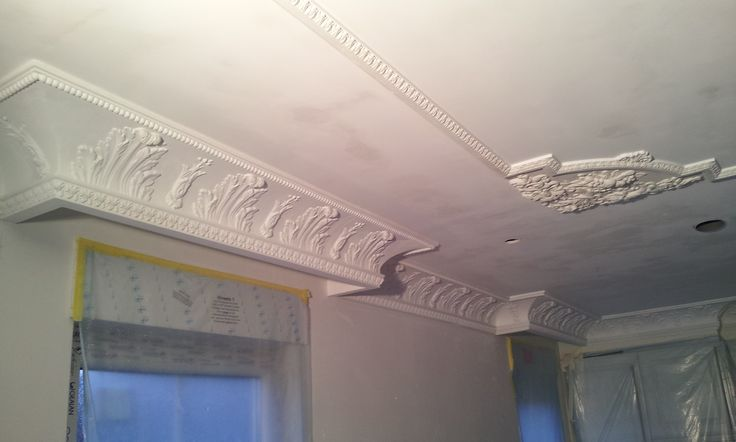 Ornamental plaster works - Home decoration in Holland www.paca.re.it