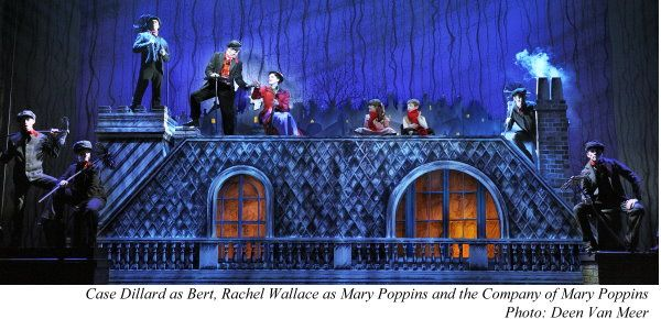Review of Mary Poppins | Kids Out and About Rochester