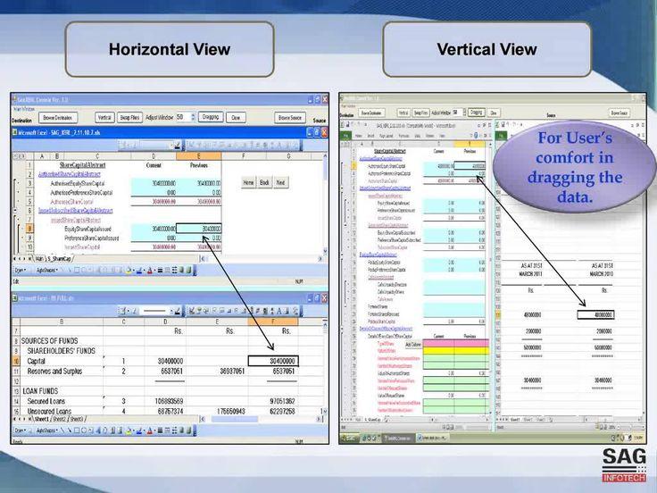Free Download Gen XBRL Software by SAG Infotech
