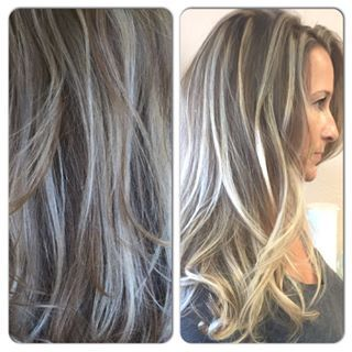 Ash Brown With Highlights Google Search Hair Do S
