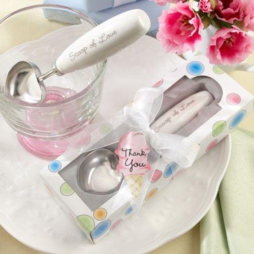 #bonita #cuchara para #helado en forma de #corazón perfecto para un buen #recuerdos para tus #invitados #bautizo #babyshowerdecorations lo puedes encontrar en nuestra #tienda en el #df #ondinecollection