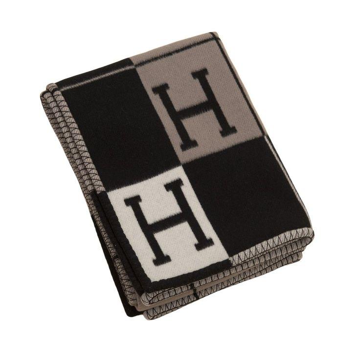 Hermes Cashmere Throw/Blanket