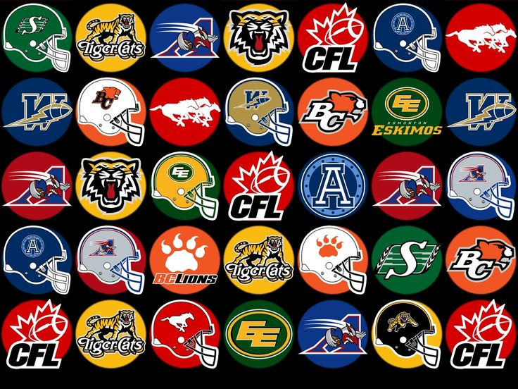 canadian football league emblem main page mlb logos nba