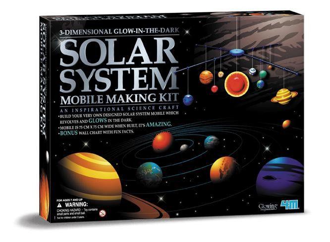 smithsonian solar system model - 666×489