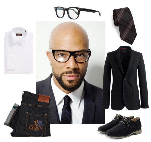 bald men fashion - Google Search