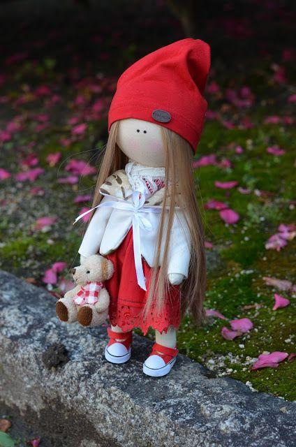 Elena Take hobby: Красная шапочка