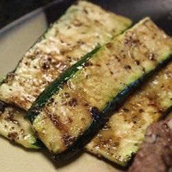 Balsamic Grilled Zucchini - Allrecipes.com