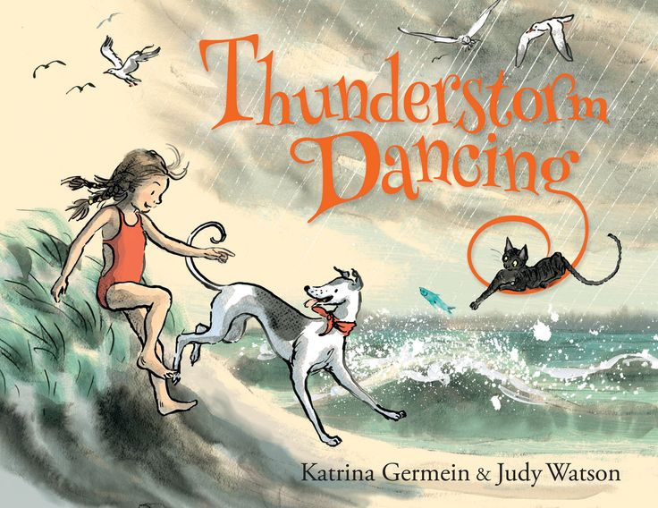 The finished cover of Thunderstorm Dancing by Katrina Germein and Judy Watson. In shops from April 2015. #thunderstormdancing