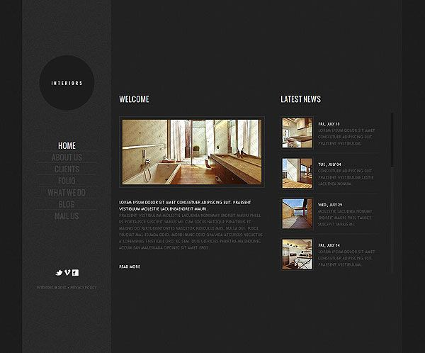 28 best images about an eye catching collection of for Award winning interior design websites
