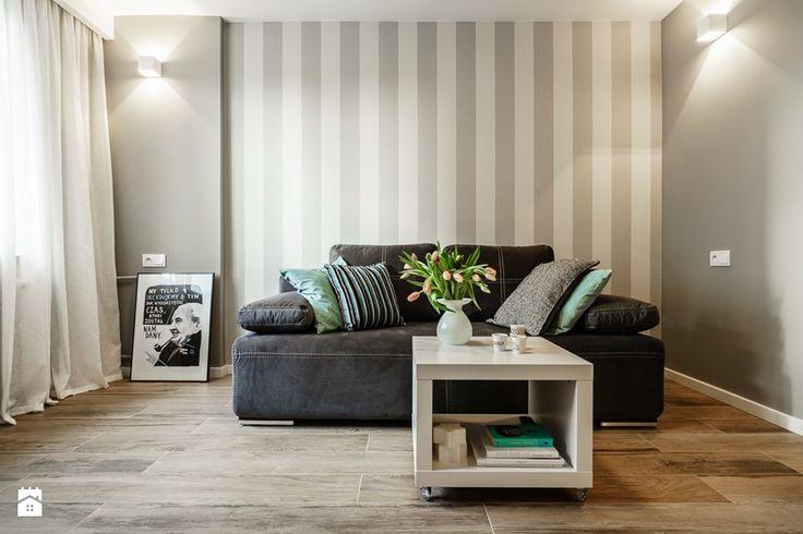 EFEKT NASZEJ PRACY Salon - zdjęcie od StudioQubik