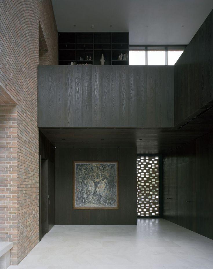 Carmody Groarke Highgate House London 10 HouseArchitecture InteriorsHouse DesignLondon