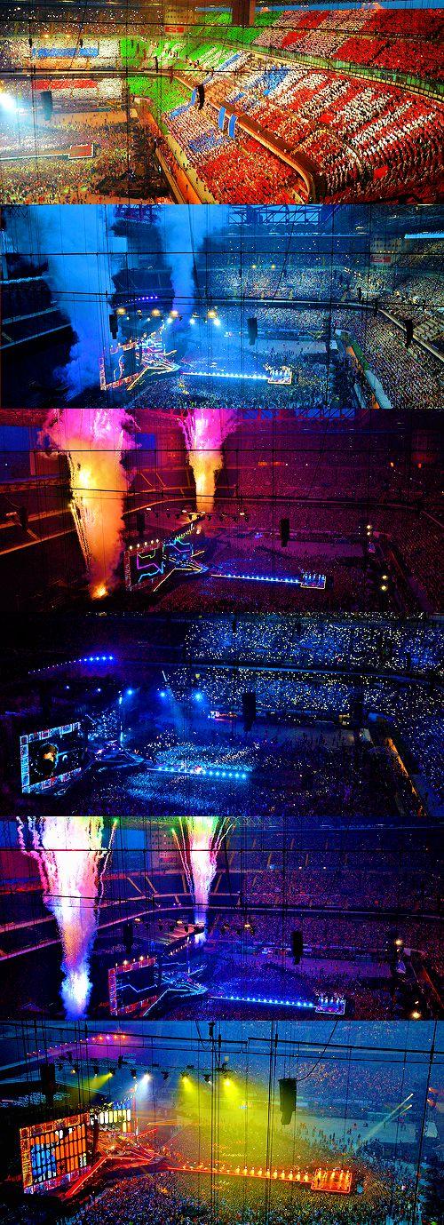 Where We Are tour, Milan, San Siro Stadium 28.6.14