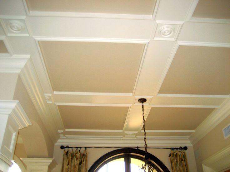 Diy Trim Ceiling
