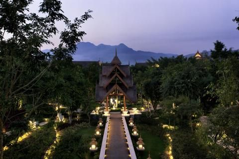 China | Xishuangbanna – Anantara Resort