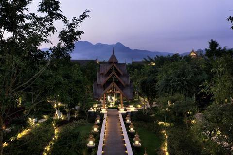 China | Xishuangbanna – Anantara Resort
