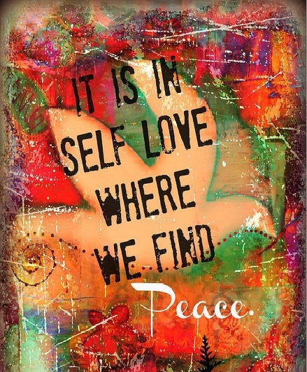 Find Peace  11 x 14  Canvas Print by TaraCatalanoStudios on Etsy, $59.00
