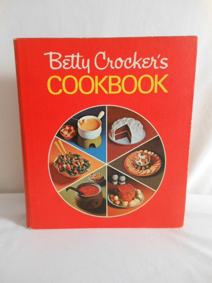 Betty Crocker Vintage Cookbook 79