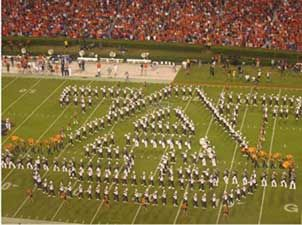 Nothing like THE Auburn University Marching Band