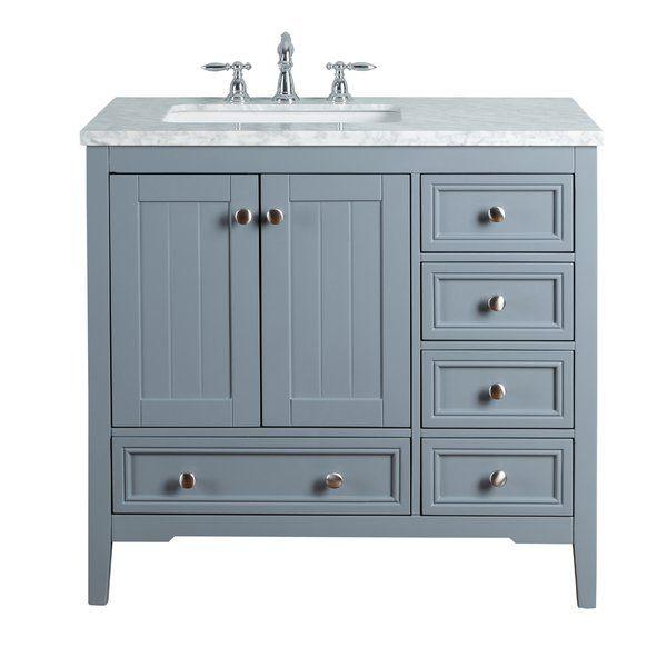 You Ll Love The Murawski 36 Single Bathroom Vanity Set At