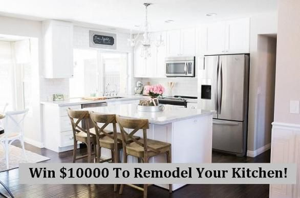 Pch.com $10000 Kitchen Makeover Giveaway - Win $10000 To ...