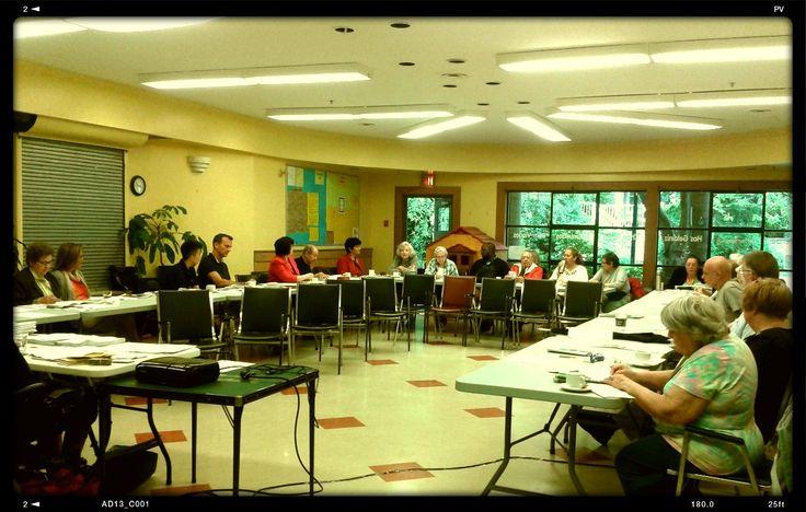 West End Seniors Community Planning Table