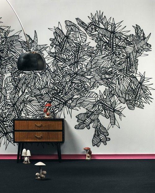 I kollektionen Playlists by Agent Bauer adderar Photowall ytterligare ett element i designprocessen – musik. Fem illustratörer från den Stockholmsbaserade agenturen Agent Bauer tolkar sin favoritlåt med sitt eget formspråk.ROOM and serve - blogg om inredning