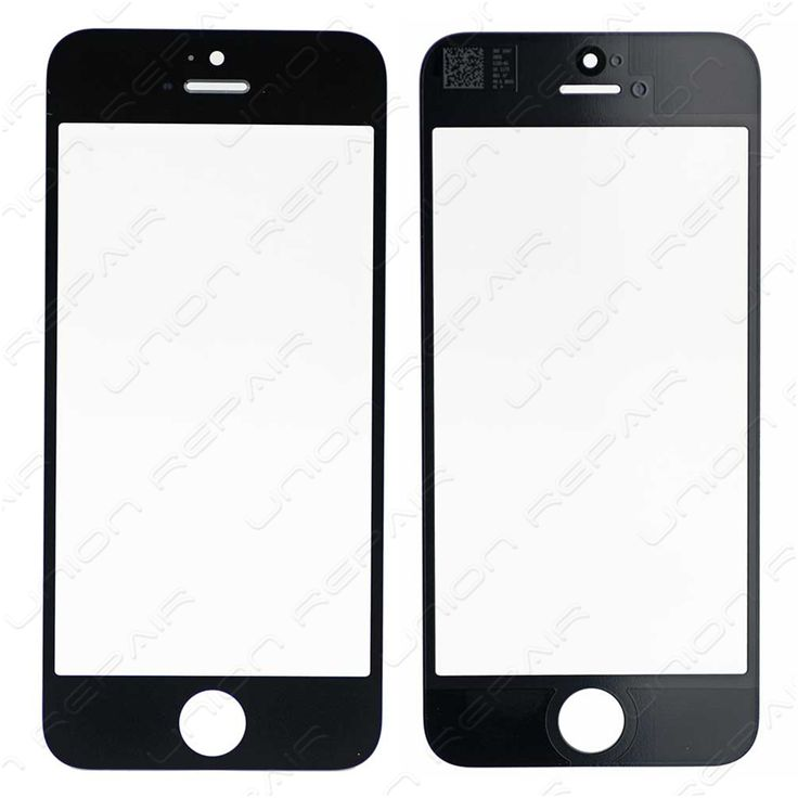 Replacement for iPhone 5S/SE Front Glass Lens - Black      Specifications:  Size: 4.0 inches  Material: Corning Gorilla Glass  Color: Black  Compatibility: Apple iPhone 5S/SE    Features:      This i...