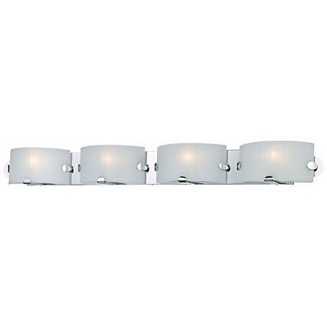 George kovacs pillow 42 1 2 wide bathroom wall light