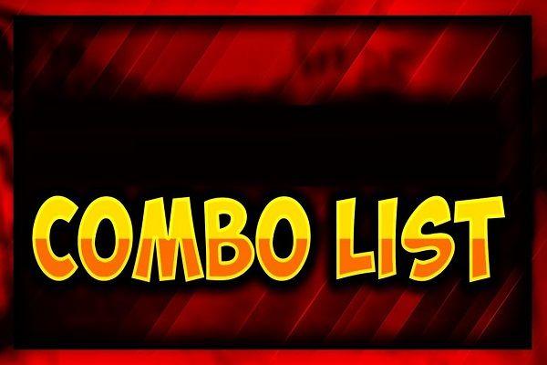 130k HQ Private Combo [Spotify,NetFlix,Steam,PSN,Origin]   COMBO