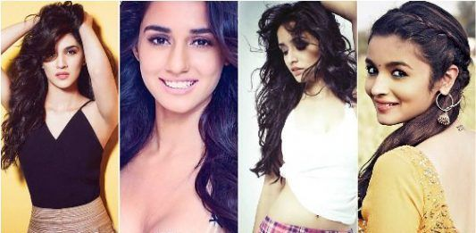 10 Young Bollywood Heroines Who Are Ready To Rule Indian Film Industry