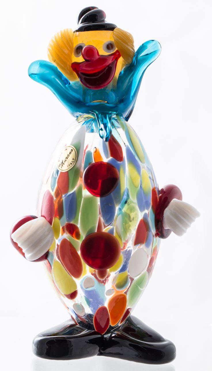 30 besten murano clowns bilder auf pinterest glaskunst - Murano bilder ...