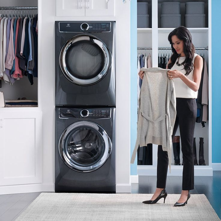 Get amazing prices on Frigidaire & Electrolux appliances. The latest laundry technology with Perfect Steam and 15 minute Fast Wash. Deals on Frigidaire Professional kitchen appliances through the Crank Up Your Kitchen event.  #frigidaire #electrolux #laundry #washer #dryer #home #kitchen #refrigerator #range #microwave #dishwasher #deals #sale