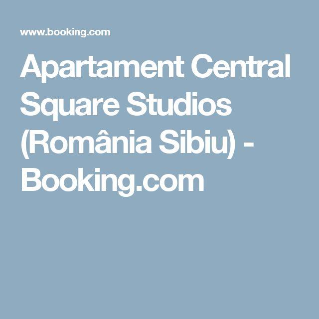 Apartament Central Square Studios (România Sibiu) - Booking.com