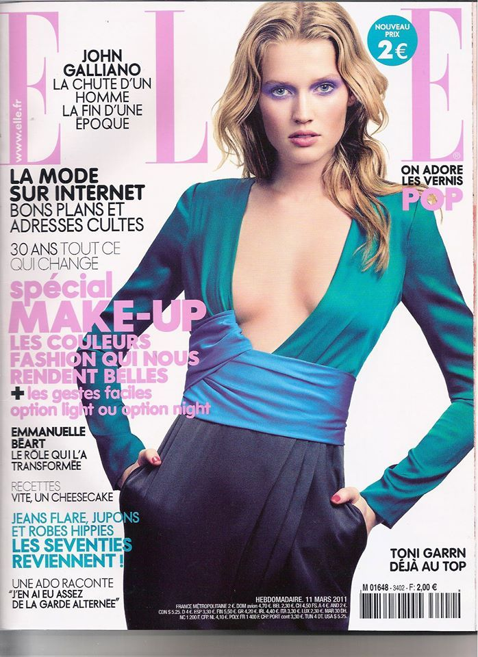 Elle France march 2011