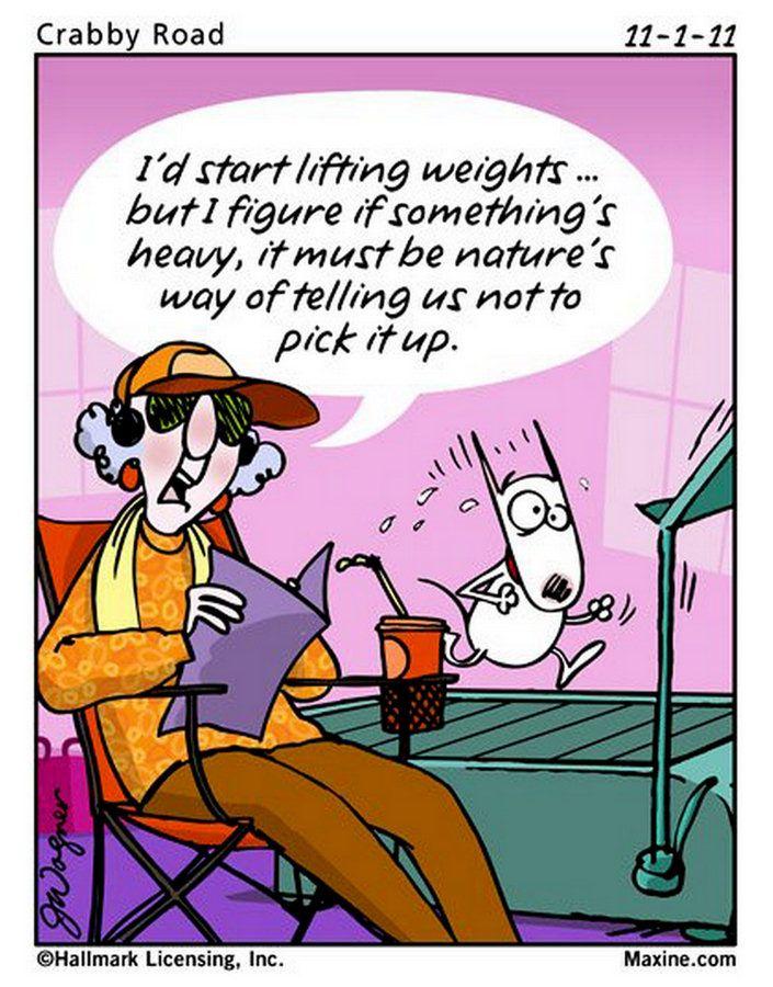 maxine comics humor jokes | Chucks Fun Page 2: 8 Maxine ...