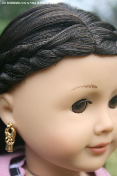 17 Best Images About Doll Hairstyles On Pinterest Doll