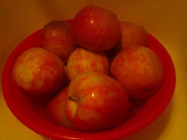 Stayman apples are my fav to use for Apple Butter
