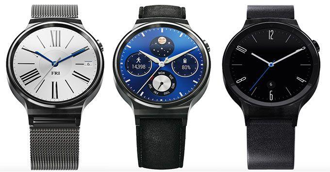 La Huawei Watch est enfin commercialisée en France